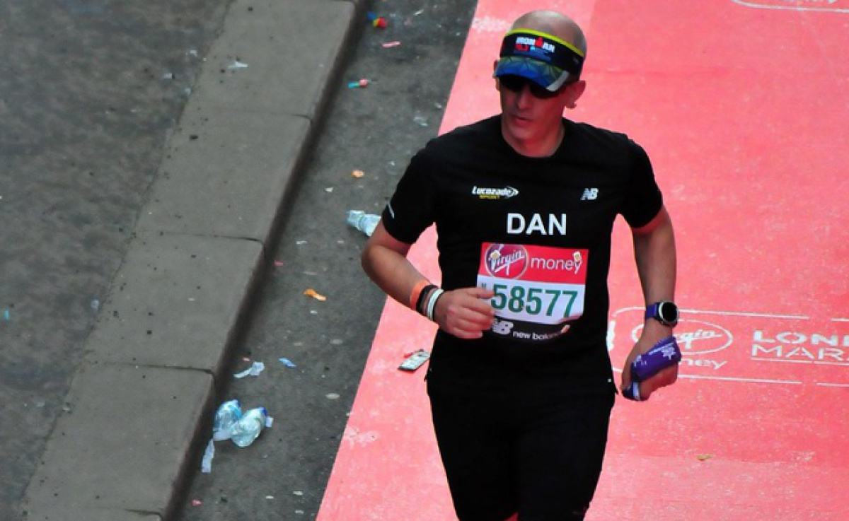 Virigin Money London Marathon 2019